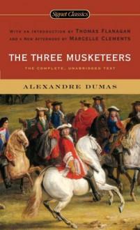 The Three Musketeers - Alexandre Dumas, John Lee