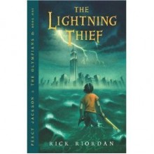 The Lightning Thief (Percy Jackson and the Olympians, Book 1) Literature Circle edition by Rick Riordan published by Scholastic Inc. (2005) [Paperback] - Rick Riordan