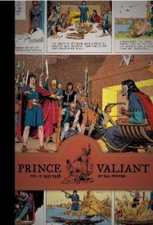 Prince Valiant, Vol. 1: 1937-1938 - Hal Foster