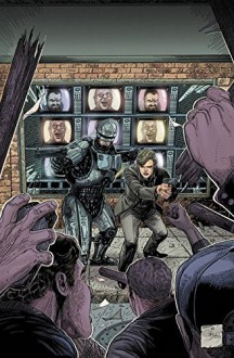 Robocop #9 - Joshua Williamson, N/A
