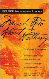 Much Ado about Nothing (Folger Shakespeare Library Series) -