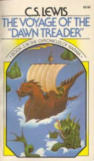 """The Voyage of the """"Dawn Treader"""" (The Chronicles of Narnia, #3) - C.S. Lewis, Pauline Baynes"""