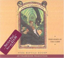 The Reptile Room - Tim Curry, Lemony Snicket