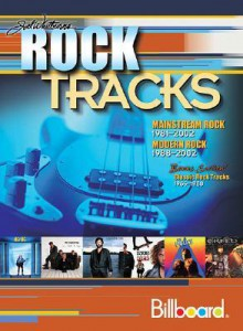 Joel Whitburn's Rock Tracks: Mainstream Rock 1981-2002, Modern Rock 1988-2002, Bonus Section! Classick Rock Tracks 1964-1980 - Whitburn Joel, Whitburn Joel