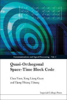 Quasi-Orthogonal Space-Time Block Code - Chau Yuen