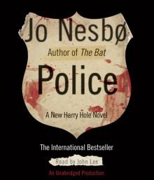 Police - John Lee, Jo Nesbø