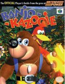 Banjo-Kazooie Player's Guide - Nintendo