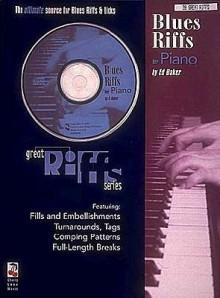 Blues Riffs for Piano (Educational Piano) - Ed Baker