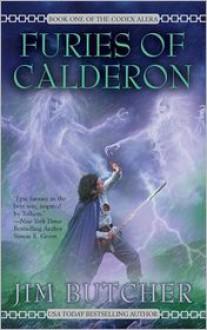 Furies of Calderon (Codex Alera Series #1) -