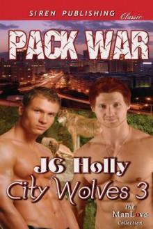 Pack War - J.C. Holly