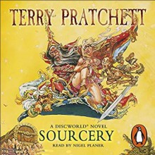 Sourcery - Terry Pratchett,Nigel Planer