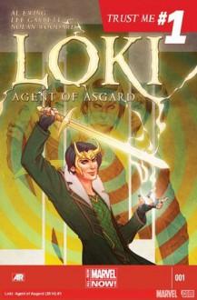 Loki: Agent of Asgard #1 - Al Ewing, Lee Garbett
