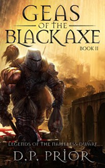Geas of the Black Axe - D.P. Prior