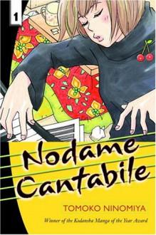 Nodame Cantabile, Vol. 1 - Tomoko Ninomiya