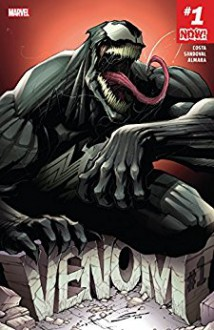 Venom (2016-) #1 - Mike Costa,Gerardo Sandoval