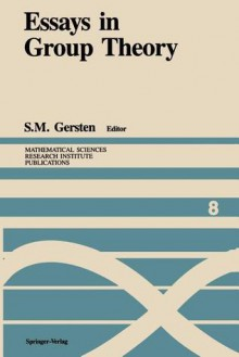 Essays in Group Theory - S.M. Gersten