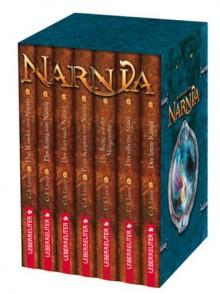 Die Chroniken von Narnia. Gesamtausgabe - C. S. Lewis