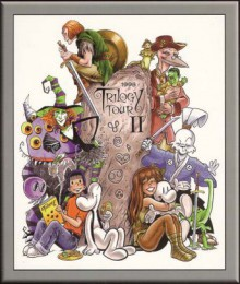 Trilogy Tour II Book - Jeff Smith, Charles Vess, Linda Medley, Mark Crilley, Jill Thompson, Stan Sakai