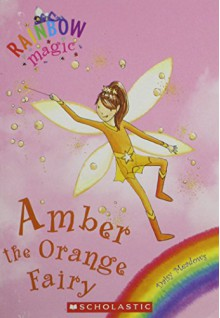 Amber the Orange Fairy (Rainbow Magic #2) - Daisy Meadows
