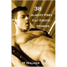 38 Almost Free Gay Erotic Stories Boxed Set - M. Walker