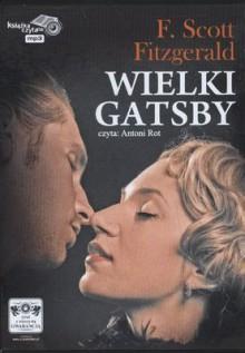 Wielki Gatsby (audiobook CD) - Fitzgerald F. Scott
