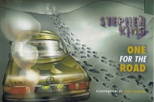 One for the Road: An Illustrated Story - Stephen King,James Hannah