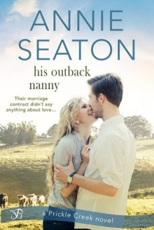 His Outback Nanny - Annie Seaton