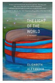 The Light of the World: A Memoir - Elizabeth Alexander
