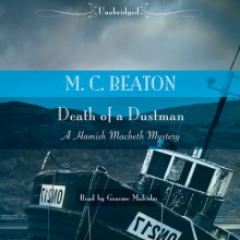 Death of a Dustman - Graeme Malcolm, M.C. Beaton