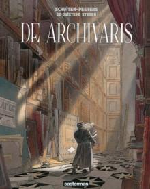 De Archivaris - François Schuiten, Benoît Peeters