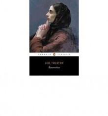 Resurrection - Rosemary Edmonds, Leo Tolstoy