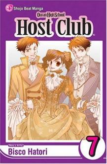 Ouran High School Host Club, Vol. 07 - Bisco Hatori