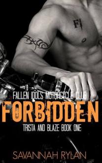 Forbidden - Savannah Rylan