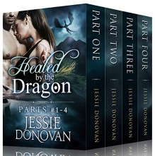 Healed by the Dragon: Boxed Set (Parts #1-4, A Scottish Dragon-shifter Paranormal Romance) (Stonefire Dragons Boxed Book 3) - Jessie Donovan, Hot Tree Editing