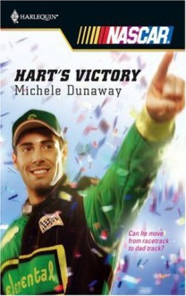 Hart's Victory (Harlequin NASCAR) - Michele Dunaway