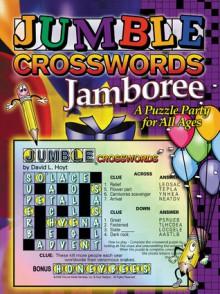 Jumble Crosswords Jamboree: A Puzzle Party for All Ages - Tribune Media Services, Tribune Media Services