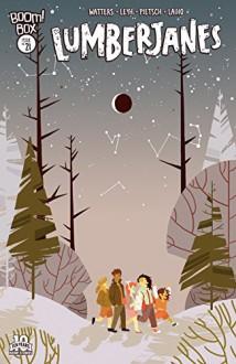 Lumberjanes #21 - Leyh Kat,Carolyn Nowak,Shannon Watters