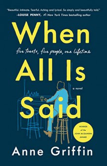 When All Is Said - Anne Griffin Perry