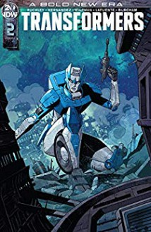 Transformers (2019-) #2 - Brian Ruckley