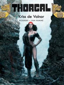 Thorgal t. 28 Kriss de Valnor - Grzegorz Rosiński, Jean Van Hamme