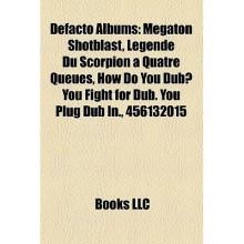 Defacto Albums - Books LLC