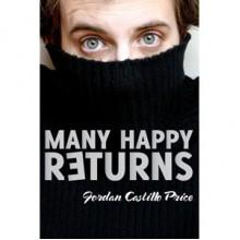 Many Happy Returns (PsyCop, #2.2) - Jordan Castillo Price