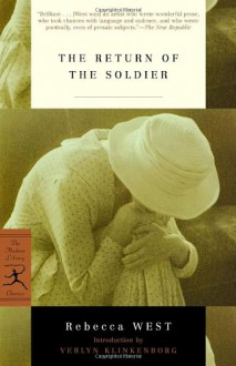 The Return Of The Soldier - Rebecca West,Sadie Jones
