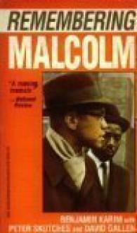 Remembering Malcolm - David Gallen
