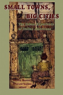 Small Towns, Big Cities: The Urban Experience of Italian Americans - Dennis Barone, Stefano Luconi