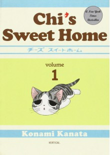 Chi's Sweet Home, Volume 1 - Kanata Konami