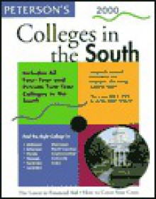 Peterson's Colleges in the South 2000 (Peterson's Guide to Colleges in the South, 15th ed) - Peterson's