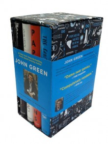 John Green Box Set: Looking for Alaska / An Abundance of Katherines / Paper Towns / The Fault in Our Stars - John Green