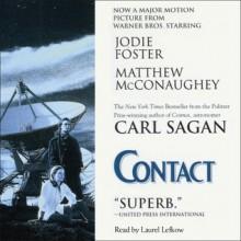 Contact (Audio) - Carl Sagan, Jodie Foster, Laurel Lefkow