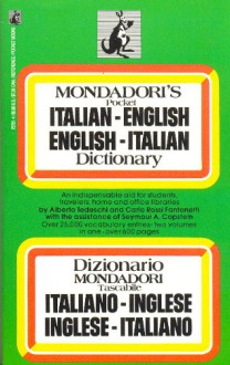 Italian - English Dictionary - Various, Carlo Rossi Fantonetti, Seymour A. Copstein